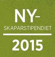 NYSKAPARSTIPENDIET-2015